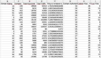Исследование результативности 200 сайтов в нише – стать SEO топом или сдохнуть бомжом